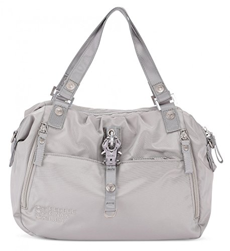 George Gina & Lucy Tasche - Cotton Candy - Pebble Grey (Tasche Candy)