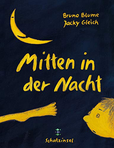 Mitten in der Nacht (Kinderbuch Hardcover)