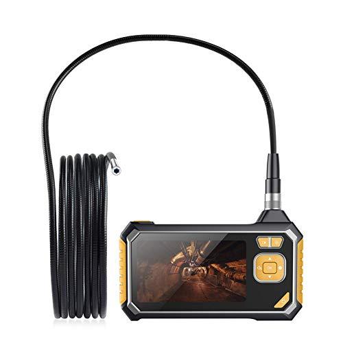 GMAJ-Endoskop, 4,3-Zoll-LCD-Farbdisplay, 1 m Handendoskop, industrielle Endoskope für den privaten Gebrauch mit 6 LEDs - 1 m -