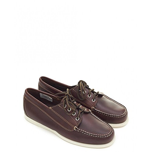 Bass Weejuns Jackman Camp Moc Shoes Marron