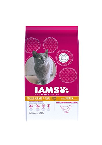 iams-cat-food-proactive-health-mature-and-senior-rich-in-succulent-roast-chicken-10-kg
