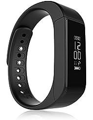 JoyGeek Wireless Fitness Tracker Smartband und Bluetooth Sportarmband mit Schrittzähler, Schlafmonitor, Kalorienzähler für tägliche Aktivität und Schlaf