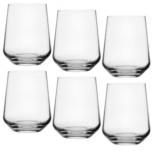iittala Essence Wasser Gläser Set 6tlg., transparent 35cl