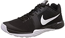 Nike Mens Train Prime Iron Df Black, White, Anthracite and Cl Grey Running Shoes -7 UK/India (41 EU)(8 US)