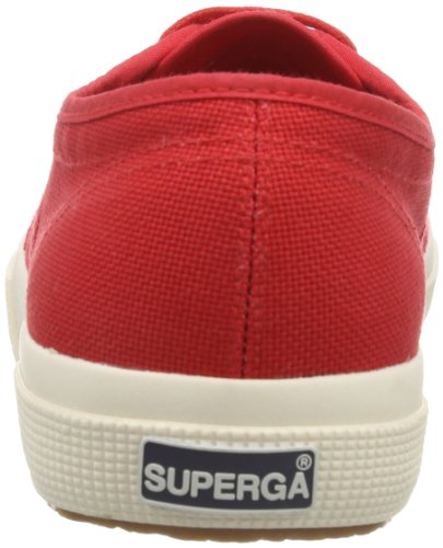 Superga 2750 Cotu Classic, Sneakers Unisex - Adulto Rosso (Red 975)