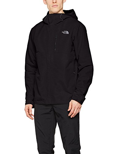 The North Face Herren Regenjacke Dryzzle, tnf black, L -