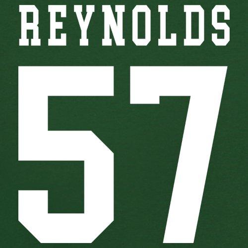 Reynolds 57 - Herren T-Shirt - 13 Farben Flaschengrün