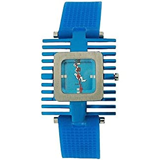 Eton KT12Blue – Reloj , correa de silicona color azul