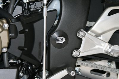 R&G RACING Insert de Cadre Gauche pour CBR1000RR 08-09, ZX6R '09, Droit pour ZX6R '07-08