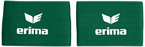 Erima Guard Stays Schienbeinschoner 1 Paar, smaragd, One Size