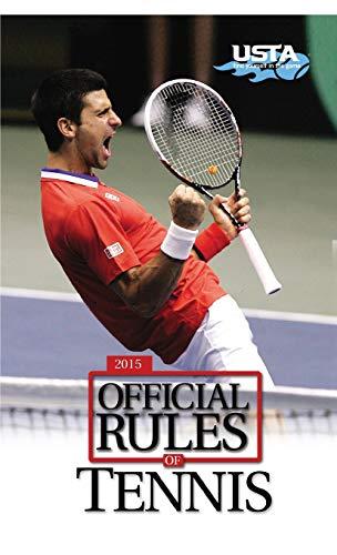 2015 Official Rules of Tennis por Usta