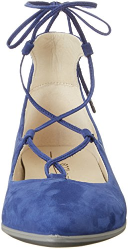 ECCO Shape Pointy, Ballerine Donna Blau (2139MEDIVEVAL)