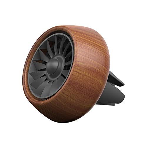 XYRONG Auto Profumo Outlet, Auto Aria condizionata Creativo Lunga Tenuta Air Car Clip Clip Profumo Solido, Elica Auto diffusore di Scarico della Clip Deodorante (Set di 2)
