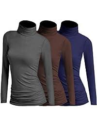 Super günstig vollständig in den Spezifikationen beste Qualität Suchergebnis auf Amazon.de für: Rollkragen-Shirt, Baumwolle ...