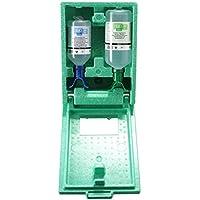 Plum Augen-Notfallstation Duo in Wandbox mit 1L, 0,5 L Flasche preisvergleich bei billige-tabletten.eu