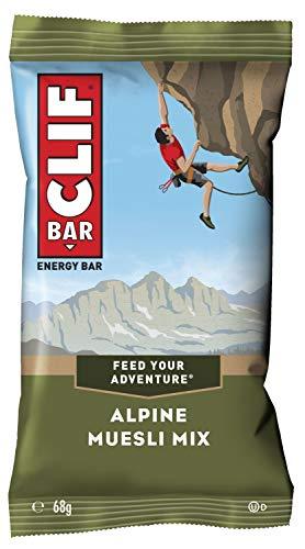 Clif Bar Energieriegel Alpine Muesli Mix 12x68g