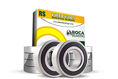 boca-bearing-company-5-x-11-x-4-mm-a-roulement-a-billes-avec-joints-en-caoutchouc-10-pack-remplace-t