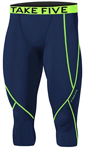hommes-sport-np521-apparel-peau-collants-de-compression-base-sous-couche-capri-pantalon-pour-femme-b