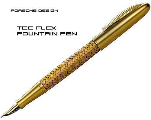 Porsche Design Füllfederhalter M Tec Flex Gold P3110