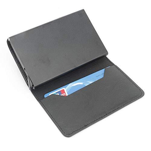 scarpe di separazione f4208 30099 Zooarts Portafoglio porta carte tattico nero antifurto