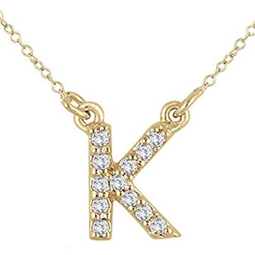 Silvernshine Jewels 1/10 Ct D/VVS1 Diamant