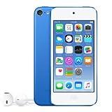 #10: Apple iPod touch 32GB (6th Gen) - Blue (MKHV2HN/A)
