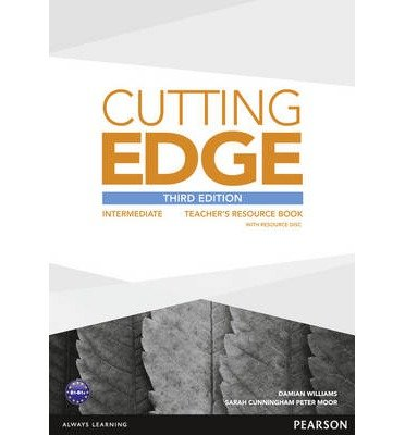 [(Cutting Edge: Intermediate Teacher's Book and Teacher's Resource Disk Pack)] [Author: Damian Williams] published on (May, 2013)