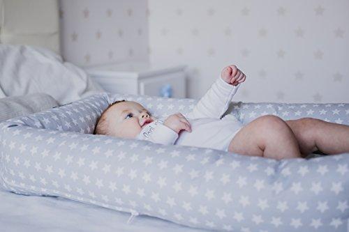 Cuco Nest reductor by Mimuselina | Cama nido bebe (desenfundable)