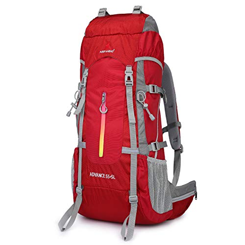 MOUNTAINTOP 60L Sac /à Dos de Randonn/ée//Trekking//Vayage//Camping//Alpinisme
