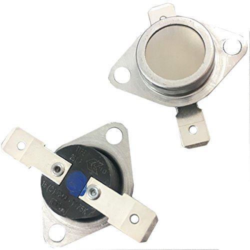 Kit 2 thermostats Sèche-linge C00306861 INDESIT, ARISTON HOTPOINT, THOMSON