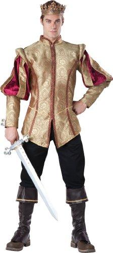 Kostüm Joffrey - Generique - Fürsten-Kostüm für Herren