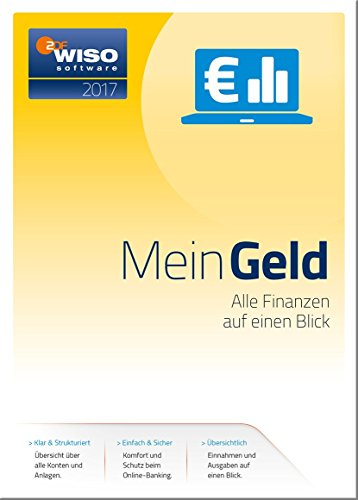 WISO Mein Geld 2017 [PC Download]