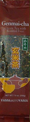 YAMAMOTOYAMA Genmai Cha Brown Rice Tea 200 g