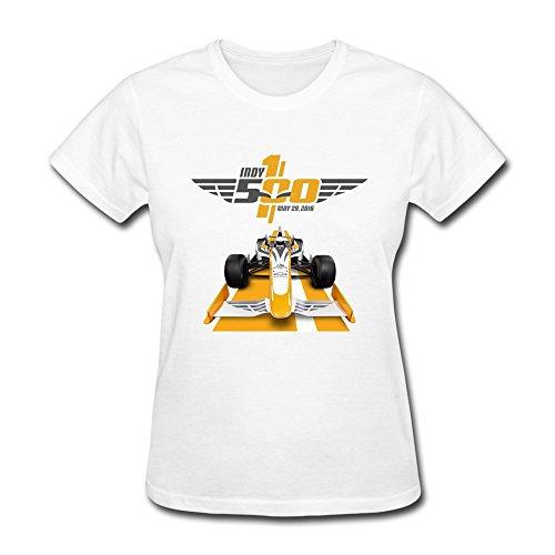 Catees Damen T-Shirt Gr. XXL, Weiß - Weiß