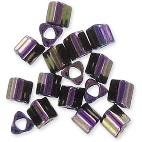 Triangoli Toho 11/0 TG85 - Metallic Purple Iris