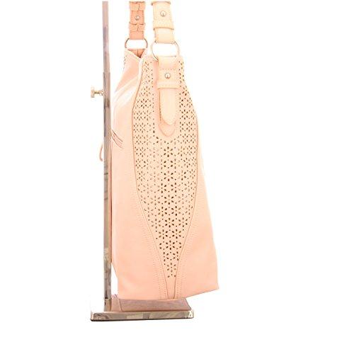 Gabor MALAGA 7442 Damen Henkeltaschen 37x32x13 cm (B x H x T) rose