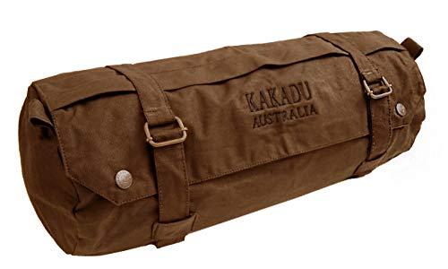 Kakadu Traders kleine Gepäckrolle fürs Motorrad, Fahrrad oder Pferd -