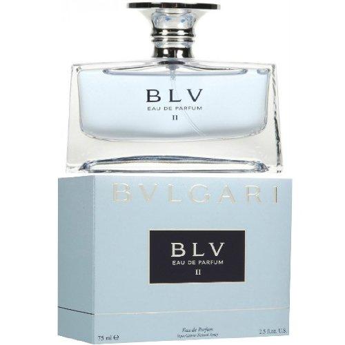 Profumo donna bulgari blu blv ii 75 ml 75ml 2,5 oz edp femme donna eau de parfum
