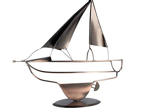 Flaschenhalter Segler - Schiff - Boot - Segelschiff - Weinflaschenhalter - Eine tolle Geschenkidee...