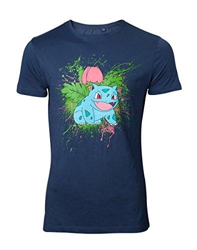 Pokemon Ivysaur T-Shirt navy Navy