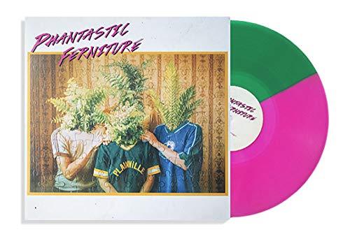 'Phantastic Ferniture' - Exclusive Pink and Green Split Color Vinyl, LTD. to 500