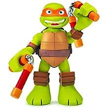 Turtles - Figura articulada Tortugas Ninja Héroes (96313)