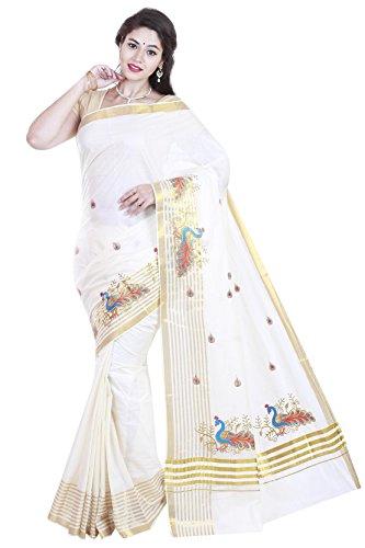 R Selvamani Tex Cotton Saree (Rst-115_White)