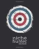 Niche Hunter Notebook: Research Record for POD | Idea Book | Product Planning | Space For Drawing Product Ideas and Collecting SEO keywords | Columns ... Products, Niche Score... | 8x10 in | 120p