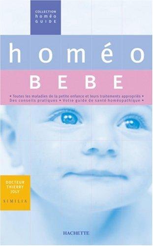 Télécharger Homéo bébé PDF Livre eBook France