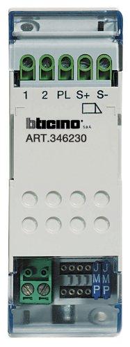 Bticino terraneo - 346230 - Attuatore digitale 2/8fili