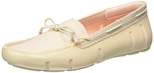 Swims Lace Loafer, Mocassins femme Beige - Beige (Beige Python 341)