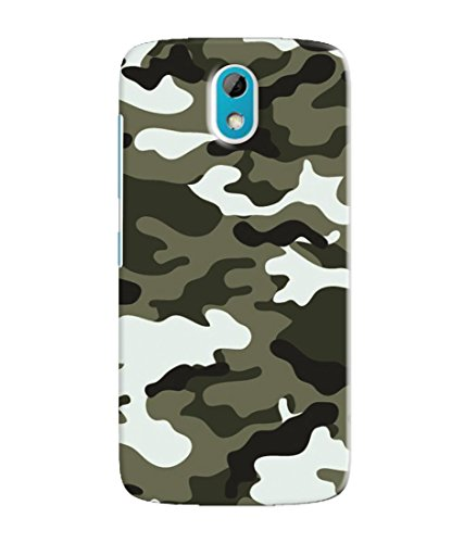 Inktree® Designer Printed Soft Silicone Back Case Cover for HTC Desire 526G Plus