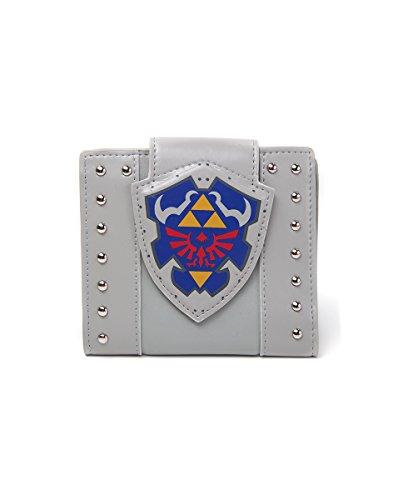 Bioworld NINTENDO Legend of Zelda Hylian Shield Bi-Fold
