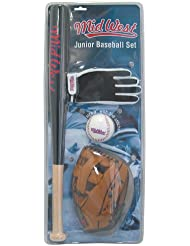 Midwest Junior Basebal - set de Pelota